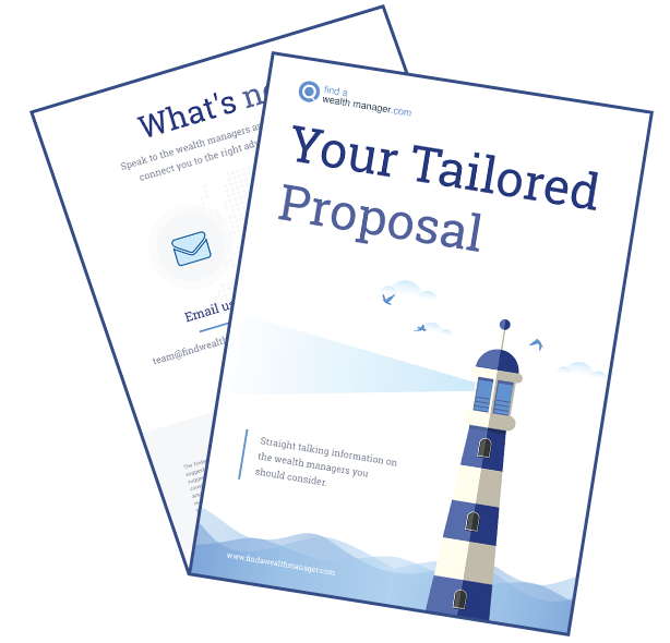 Your Tailored Proposal preview